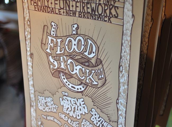 Floodstock 11 printed