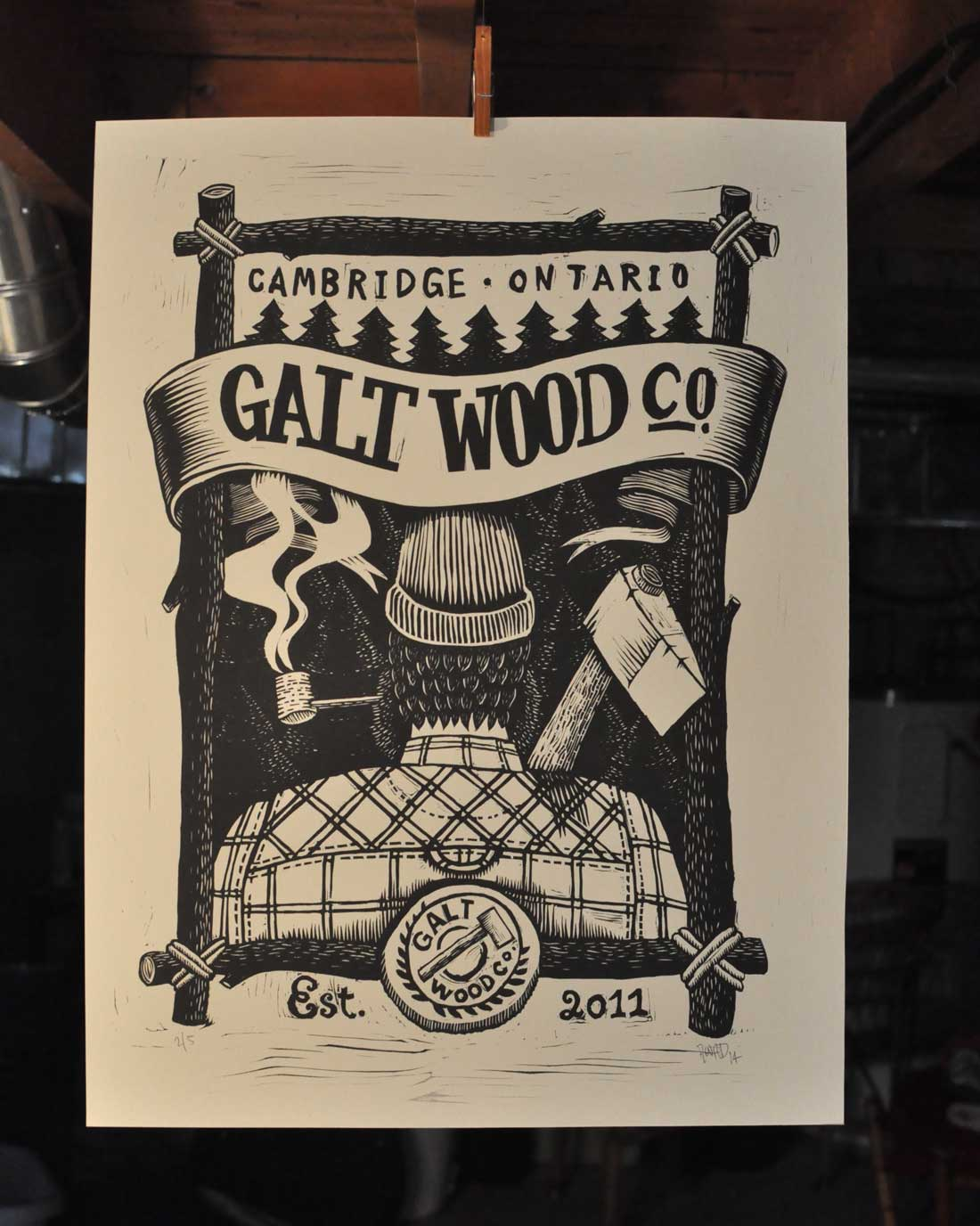 Galt Wood Co